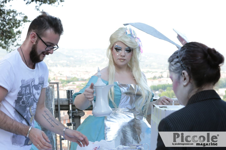 Intervista ai Glitter Diamonds, in gara al Miss Rome Queen
