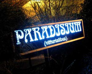 L'ingresso al paradiso
