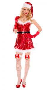Costume Di Natale - Sexy Miss Santa