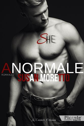 Foto copertina del libro Anormale (The Troubled Teen Vol. 2)
