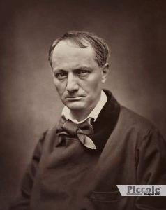MARTE nei segni di Fuoco e Acqua Baudelaire