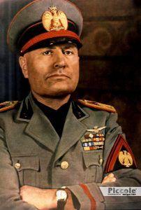 LUNA nei segni di Terra e Aria Mussolini