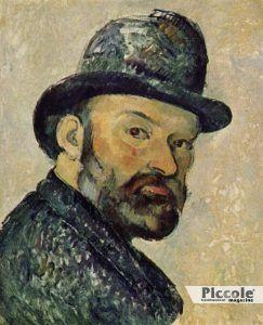 Luminari e Pianeti: SATURNO Cézanne