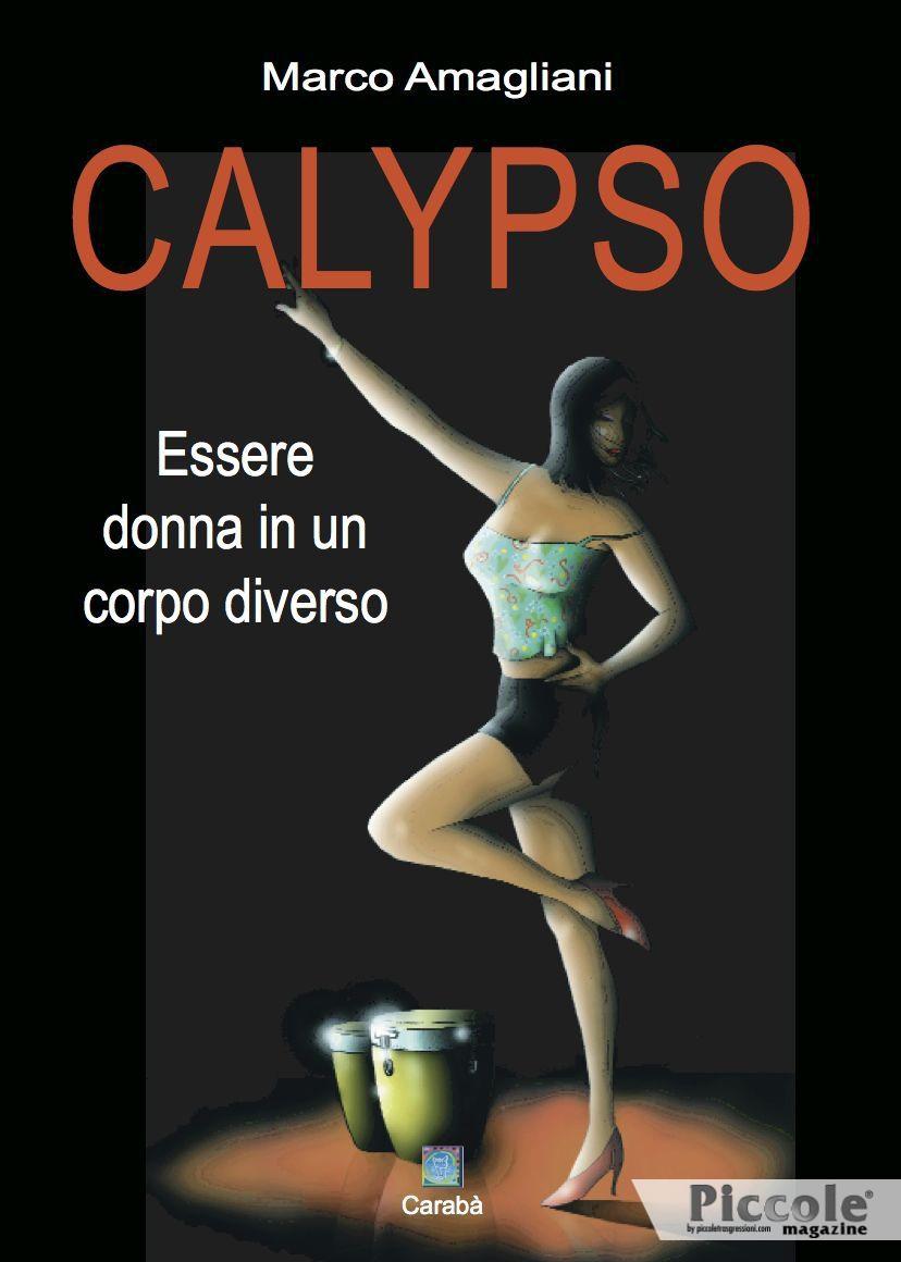 Foto copertina del libro Calypso essere donna in un corpo diverso
