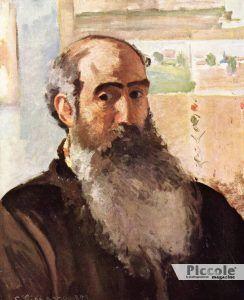 Luminari e Pianeti: NETTUNO Camille Pissarro