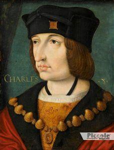 MARTE nei segni di Fuoco e Acqua Carlo VIII