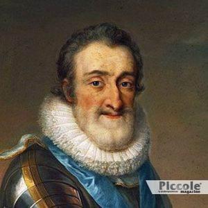 Enrico IV Re di Francia