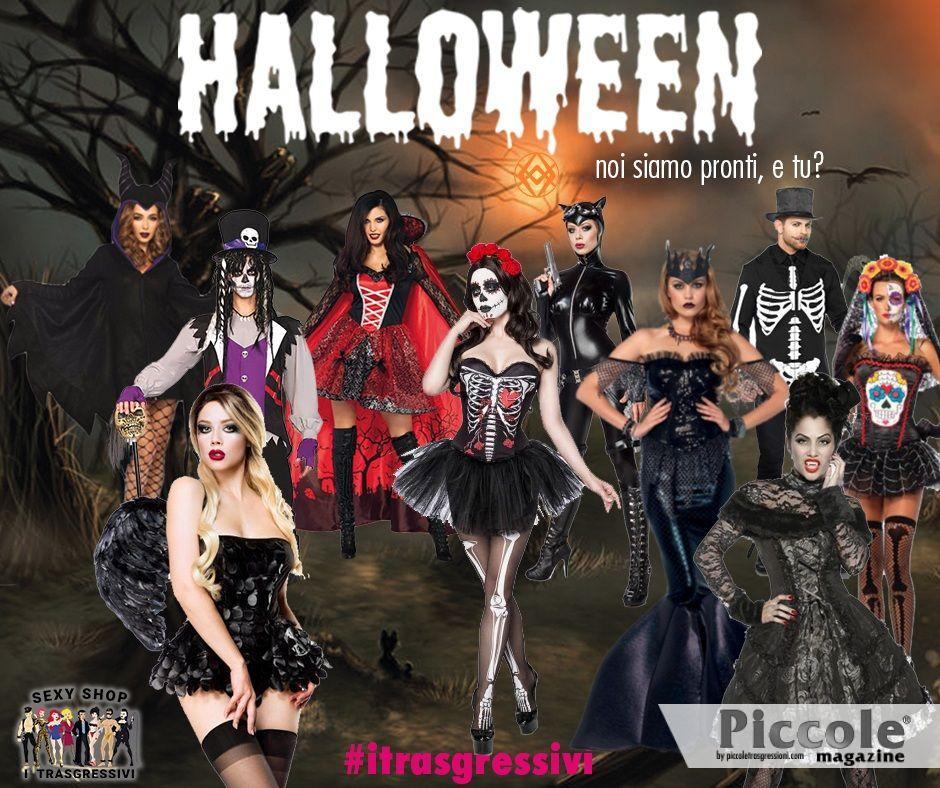 Halloween...trasgressivo!