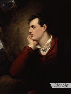 Luminari e Pianeti: MARTE George Gordon Byron