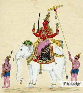 IL SIVAISMO Indra