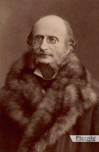 Luminari e Pianeti: MERCURIO Jacques Offenbach