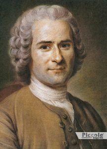 Luminari e Pianeti: MERCURIO Jean-Jacques Rousseau