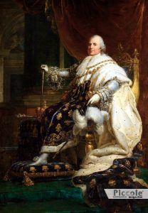 MARTE nei segni di Fuoco e Acqua Luigi XVIII