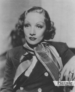 LUNA nei segni di Fuoco ed Acqua Marlene Dietrich