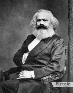 MARTE nei segni di Fuoco e Acqua Marx