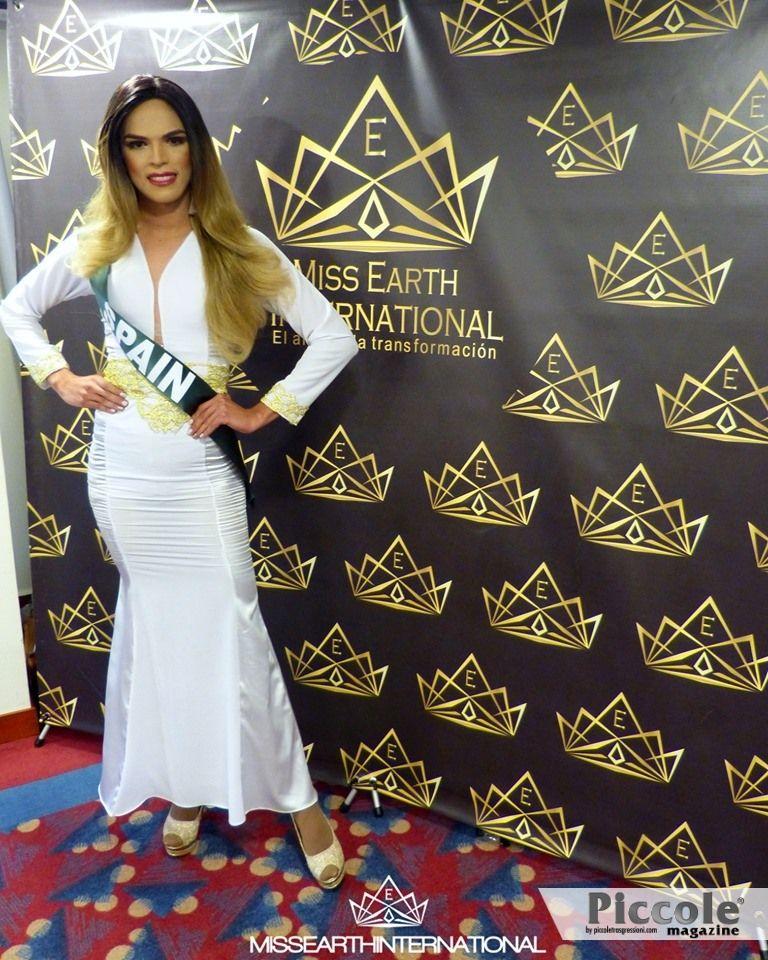 Intervista a Monica Sharloht Montenegro, Miss Spagna a Miss Earth International 2019