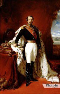 MARTE nei segni di Fuoco e Acqua Napoleone III