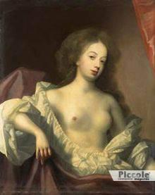 Nell Gwynn amante di Re Carlo II