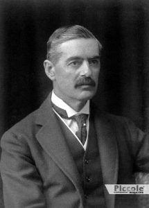 Luminari e Pianeti: SATURNO Chamberlain