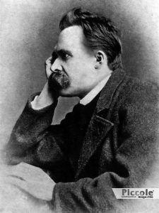 LUNA nei segni di Fuoco ed Acqua Nietzsche