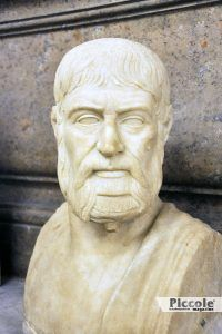 Il pene divino: Pausania