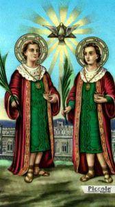 I FALLOFORI Santi Cosma e Damiano