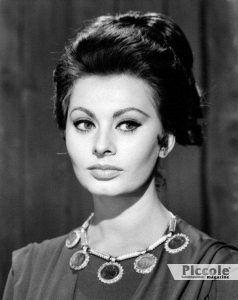VENERE nei segni di Terra e Aria Sophia Loren