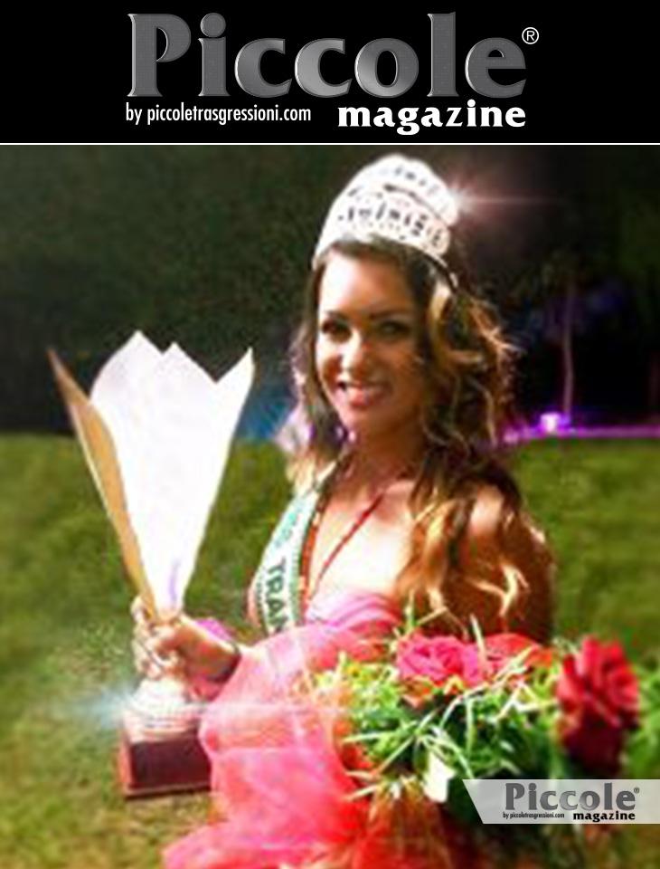 Intervista a Natasha Souza, trans a Torre del Lago e vincitrice Miss Trans Estate 2016