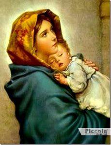 Non solo nel sesso Vergine Maria
