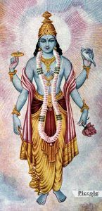 L'INDIA E IL FALLO Vishnu