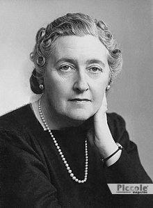 La Donna della VERGINE: Agatha Christie