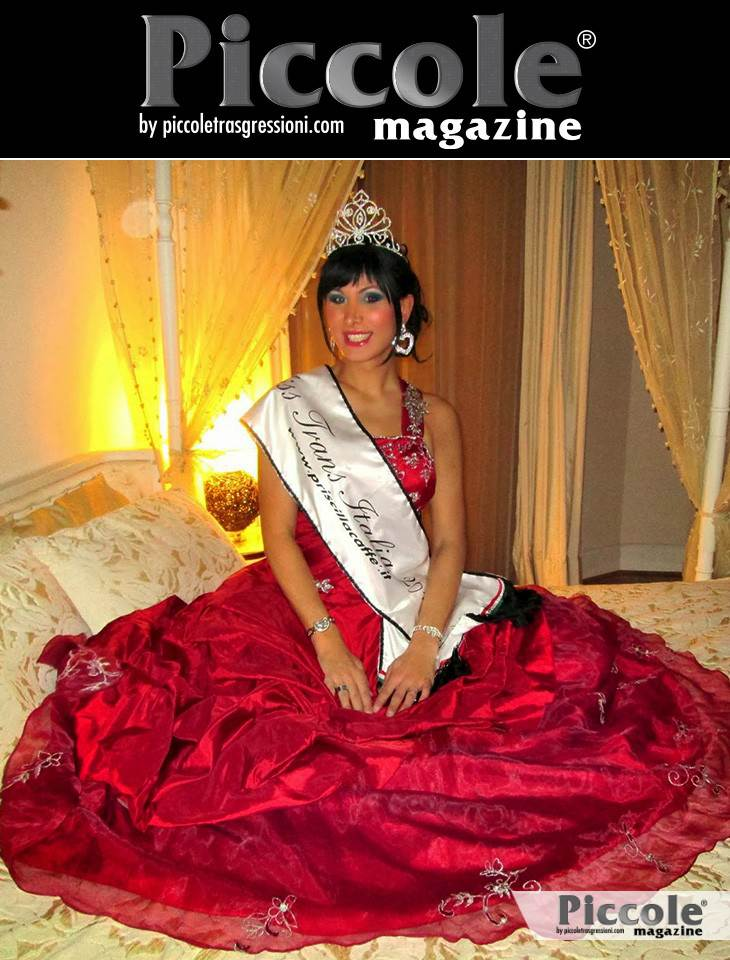 Alessia Bergamo, Miss Trans Italia 2013, si racconta