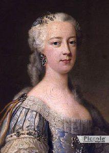 LE NOBILI DEL LETTO: Amelia Von Walmoden