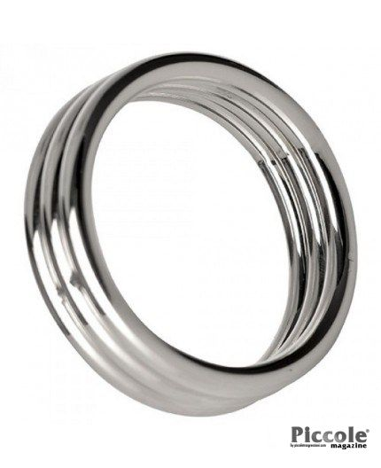 ECHO 2 INCH STEEL TRIPLE COCK RING – PLAY HARD