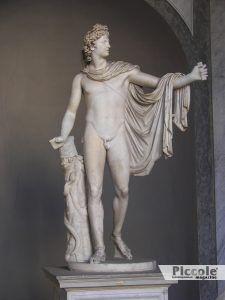 Luminari e Pianeti: SOLE Apollo