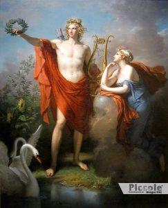 Il pene divino: Apollo e Diana