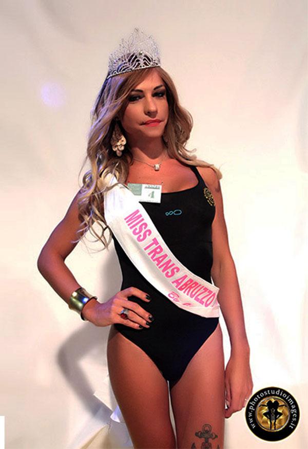 Intervista a Selena Gherardi, Miss Trans Abruzzo Italia 2017