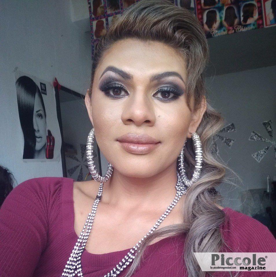 Intervista ad Aylin Carrillo, concorrente a Miss International Trans Guatemala