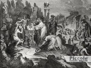 I FALLI NASCOSTI NELLA BIBBIA: Baal-Peor