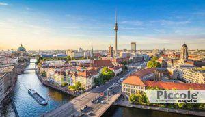 La congiura contro l'amante: Berlino