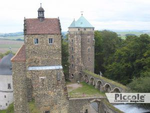 La congiura contro l'amante: Burg Stolpen