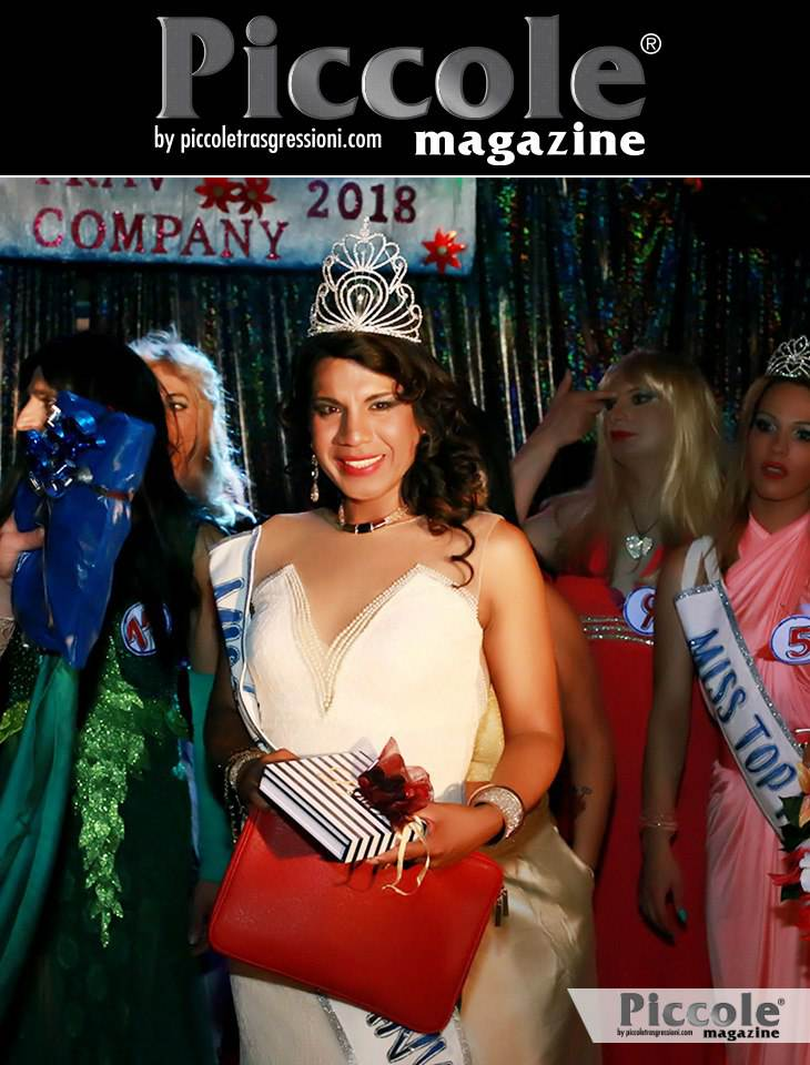 Intervista a Camila Ale Melegari, vincitrice di Miss Trav Company 2018