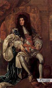 LE RIVALI: Nell e Louise - Seconda Parte: Carlo II