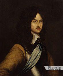 I gioielli delle amanti: re Carlo II