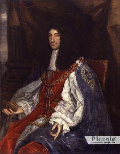 LE NOBILI DEL LETTO: Carlo II
