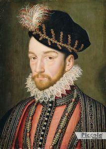 LUNA nei segni di Fuoco ed Acqua Carlo IX