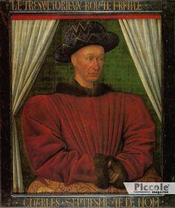 VENERE nei segni di Fuoco e Acqua Carlo VII