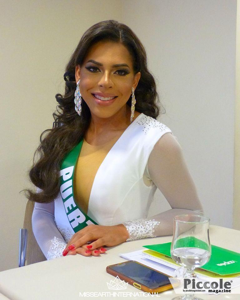 Intervista a Catalina Quennie Isler, Miss Earth Air International 2019