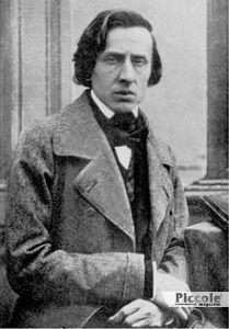 LUNA nei segni di Terra e Aria Chopin