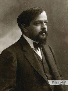 LUNA nei segni di Fuoco ed Acqua Debussy